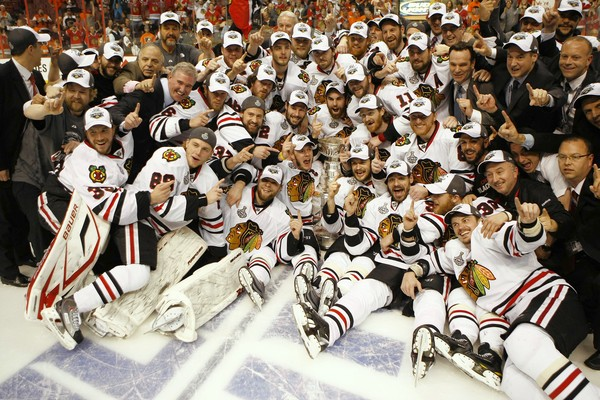 More euphoric moments like these for Chicago, please